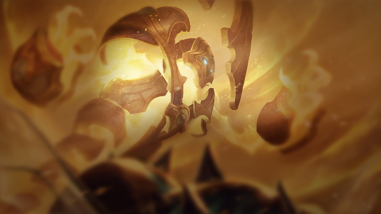 Guardian of the Sands Xerath
