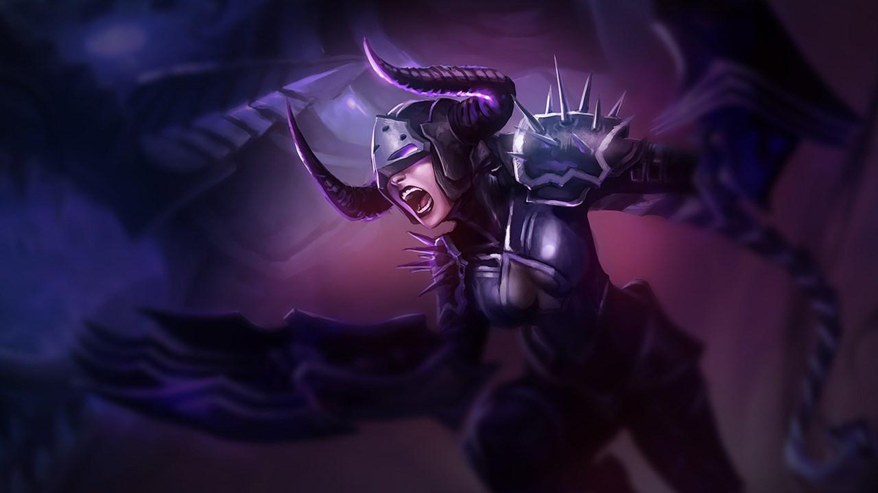 Darkflame Shyvana