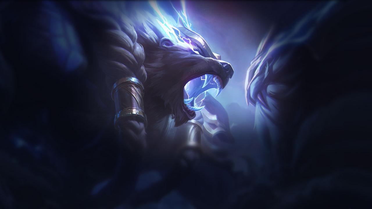 Thunder Lord Volibear
