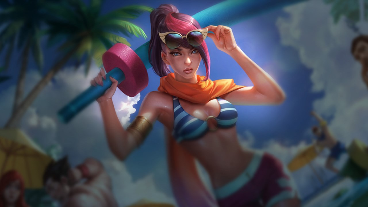 Pool Party Fiora