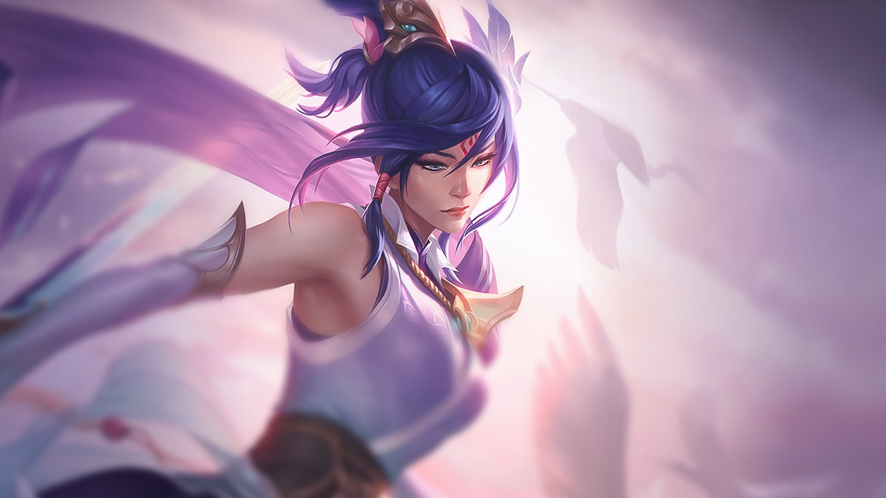 Soaring Sword Fiora