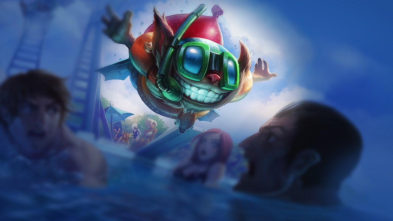 Pool Party Ziggs