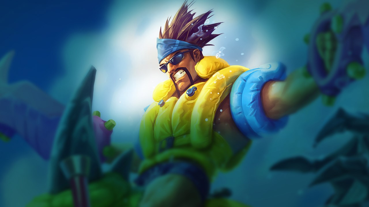 Pool Party Draven