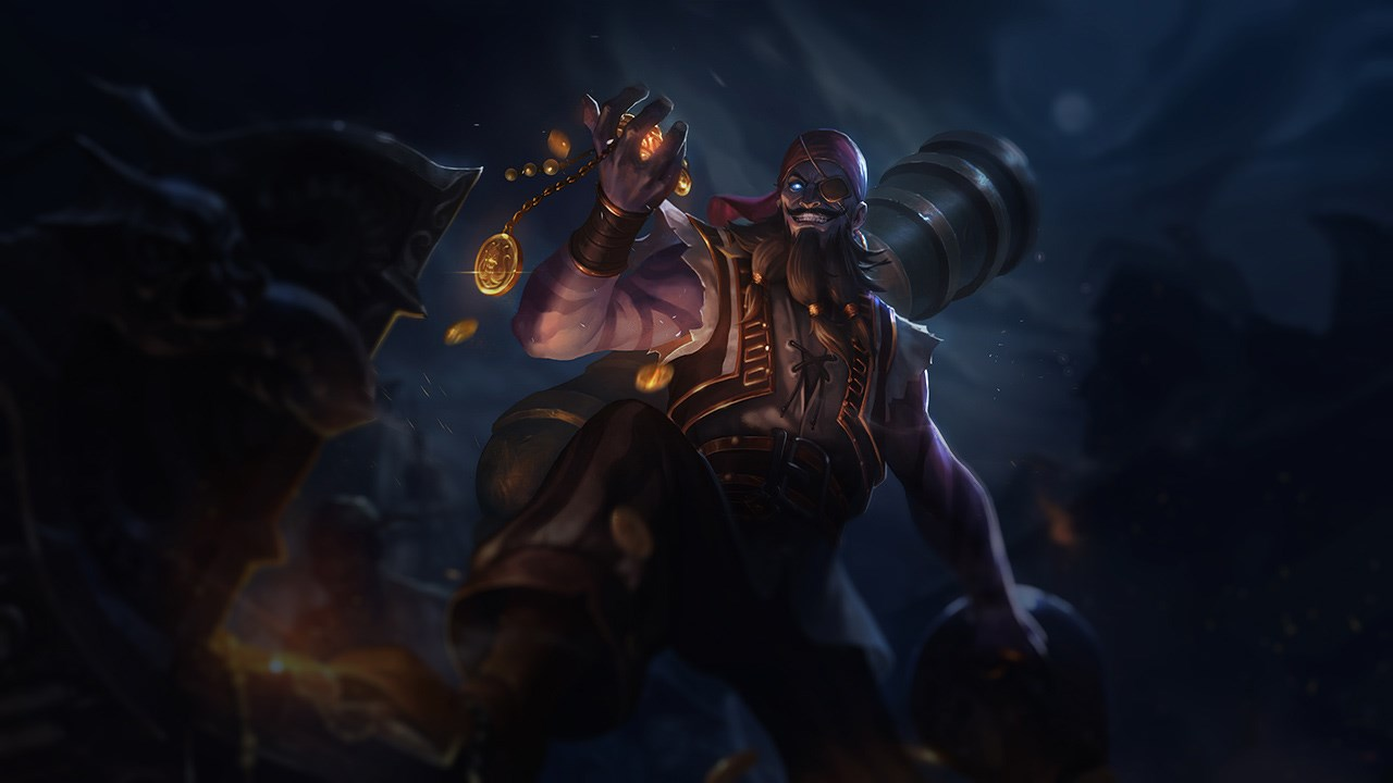 Pirate Ryze