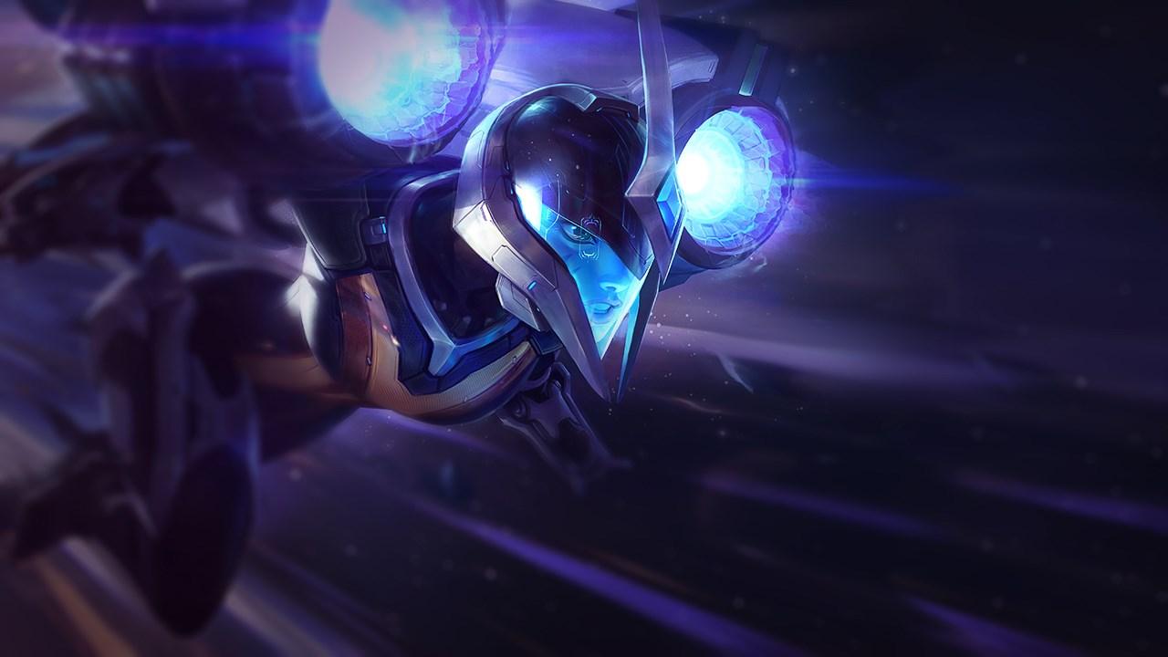 Bullet Angel Kai'Sa