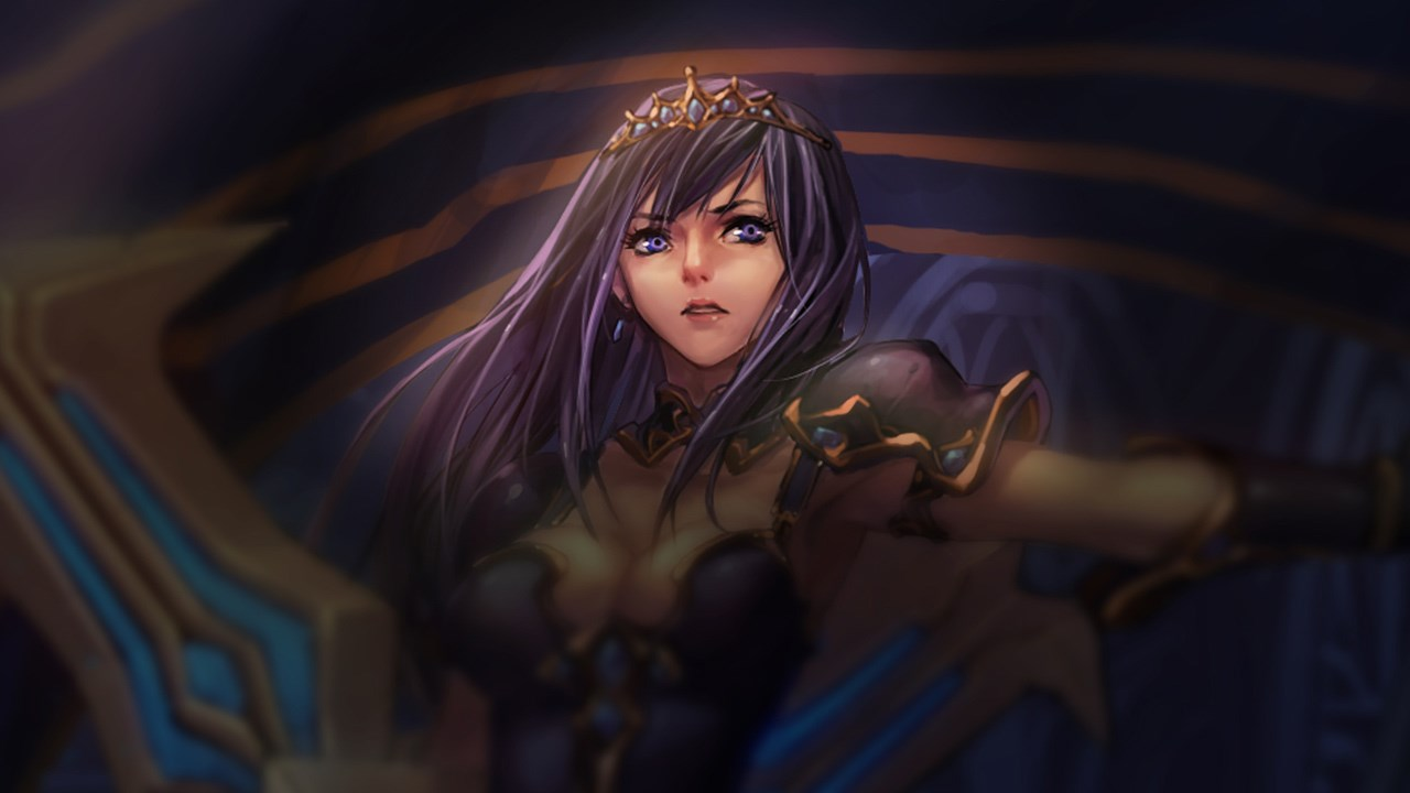 Warrior Princess Sivir