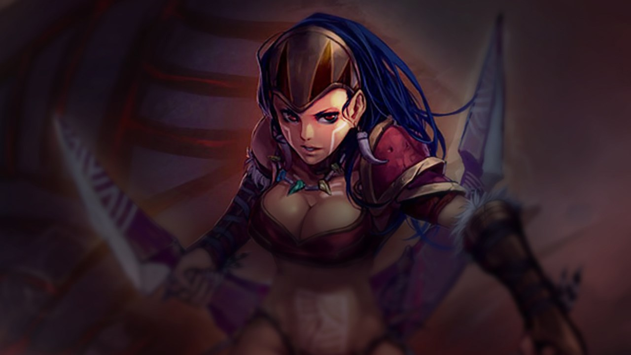 Huntress Sivir