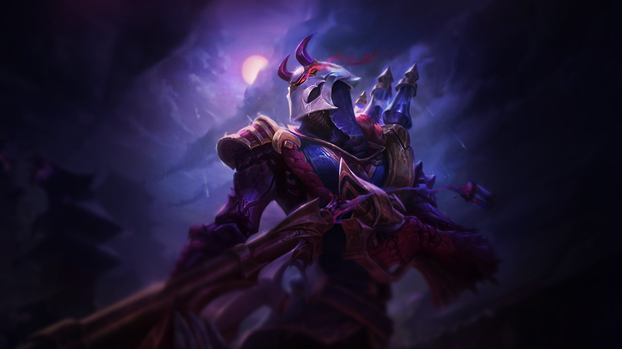 Blood Moon Jhin