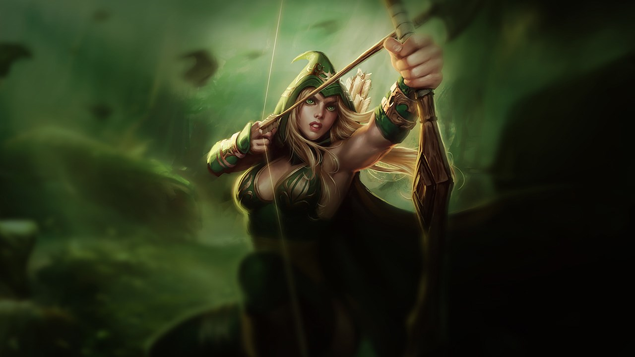 Sherwood Forest Ashe