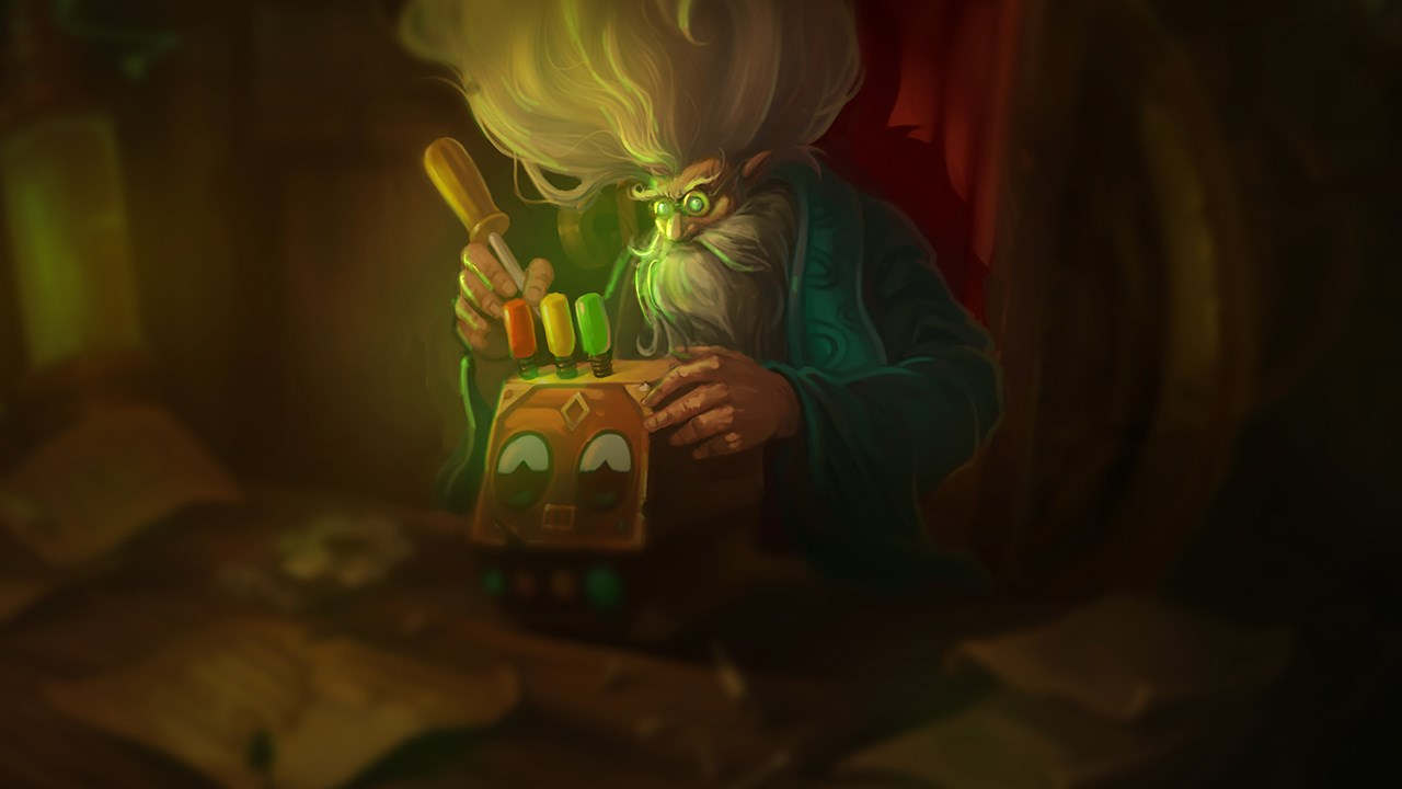 Time Machine Zilean