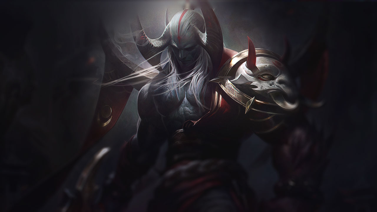 Blood Moon Aatrox
