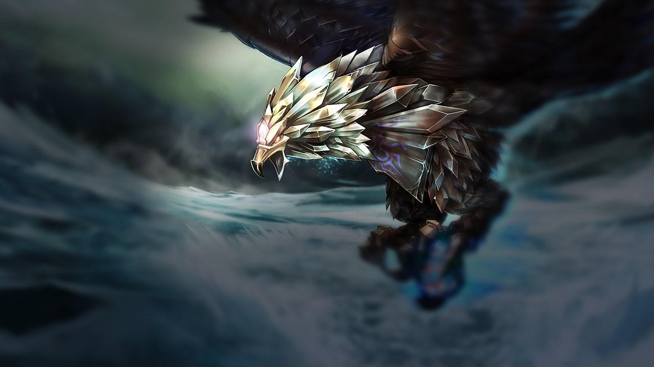 Bird of Prey Anivia