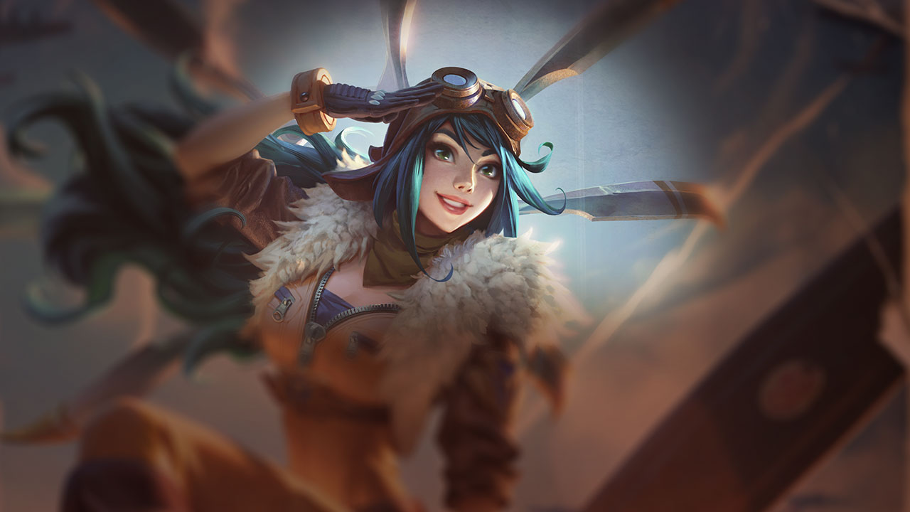 Aviator Irelia