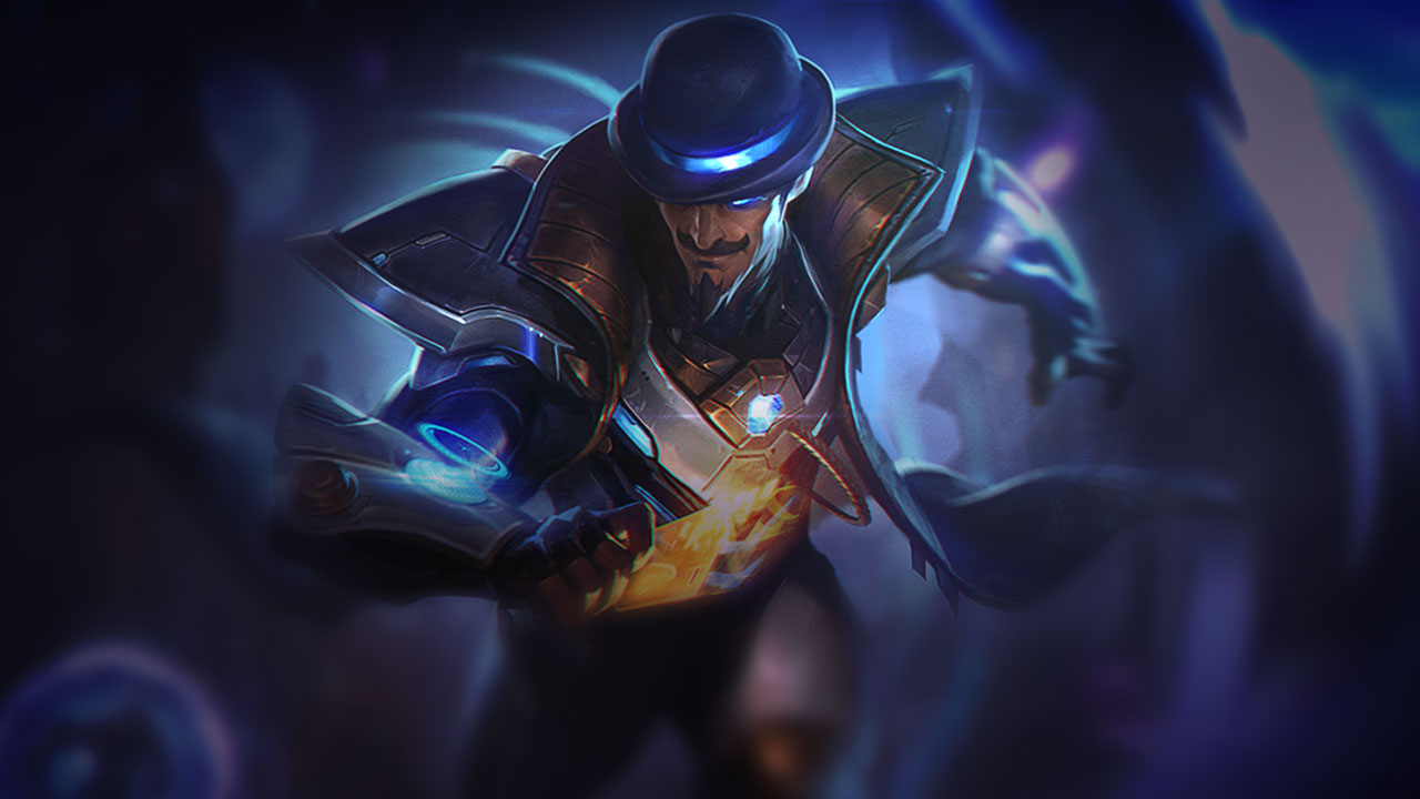 Pulsefire Twisted Fate