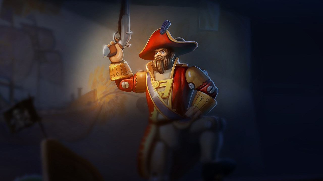 Toy Soldier Gangplank