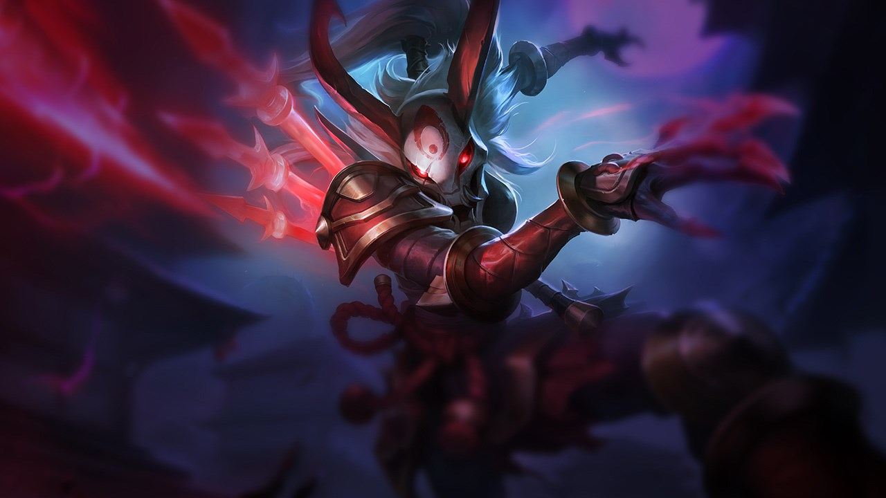 Blood Moon Kalista