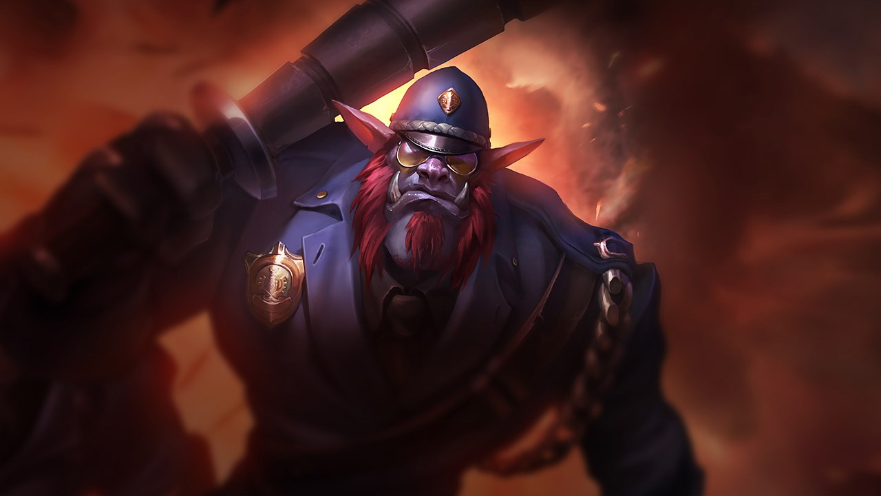 Constable Trundle
