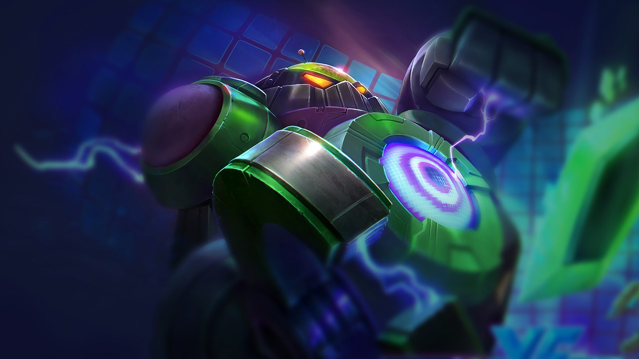 Battle Boss Blitzcrank