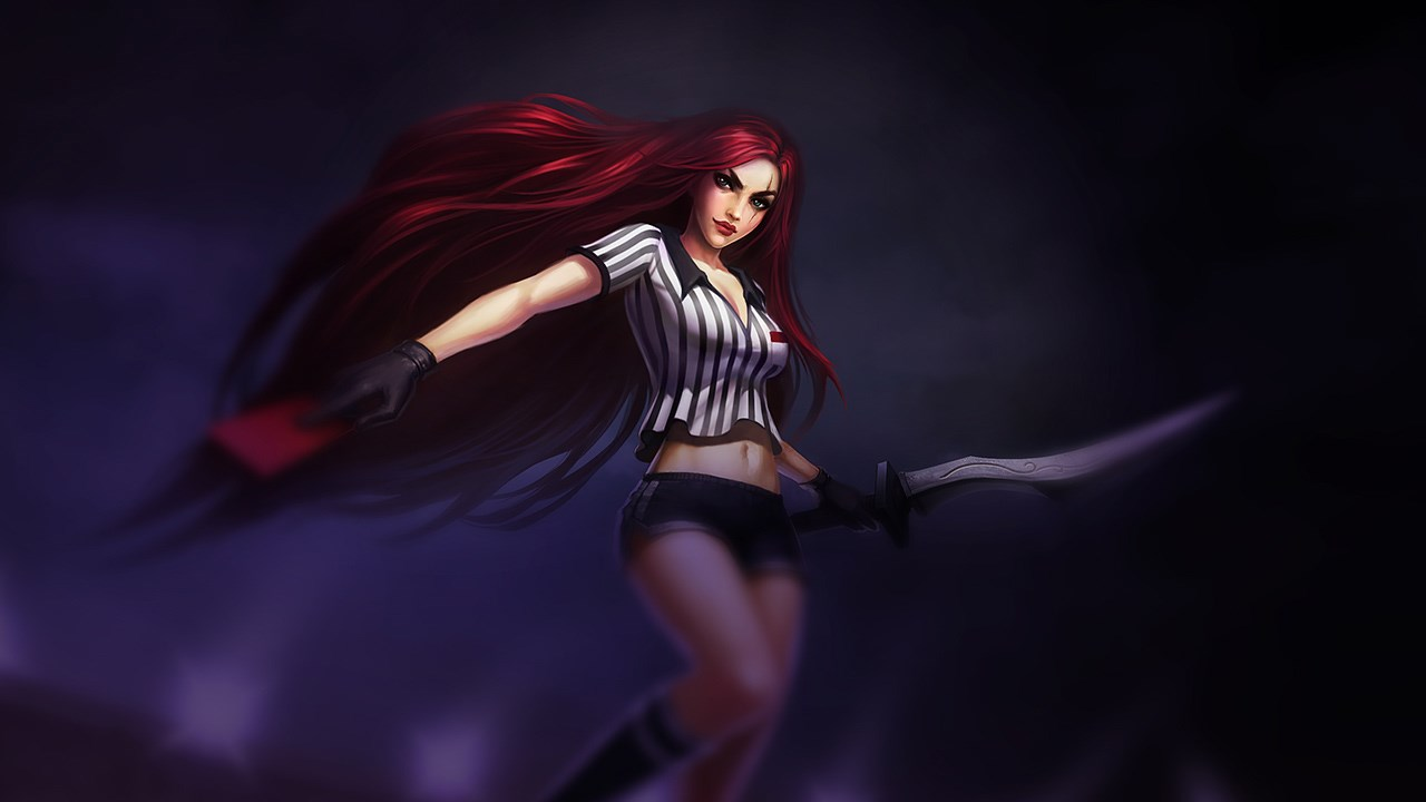 Red Card Katarina