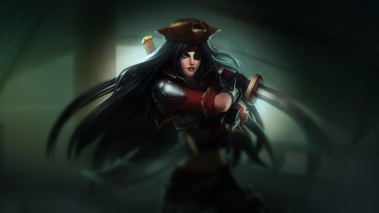 Bilgewater Katarina