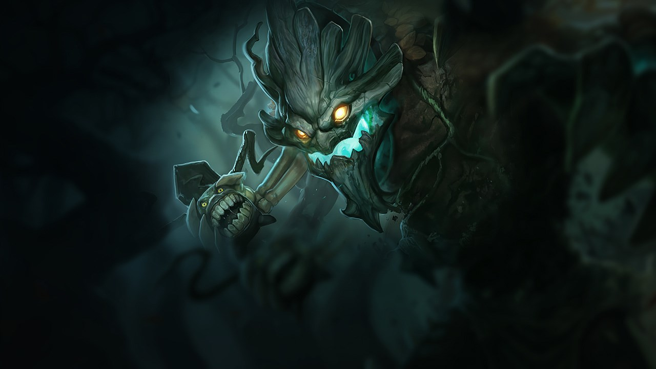 Haunted Maokai