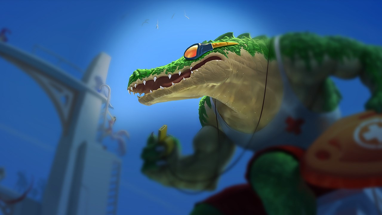 Pool Party Renekton