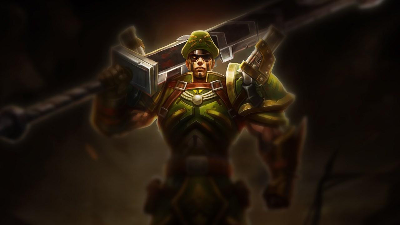 Commando Jarvan IV