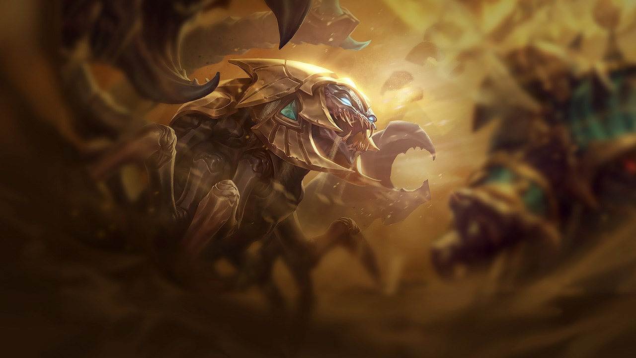 Guardian of the Sands Skarner