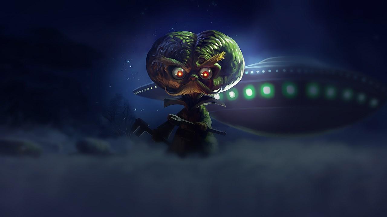 Alien Invader Heimerdinger