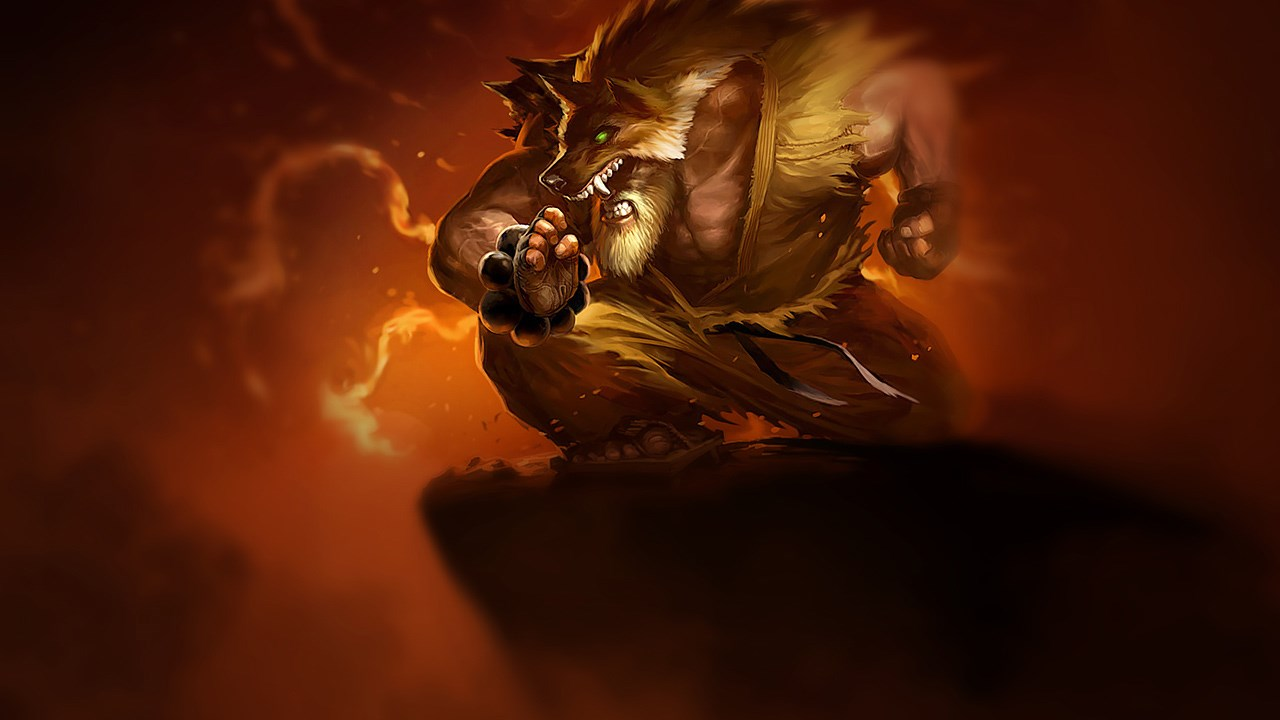Black Belt Udyr