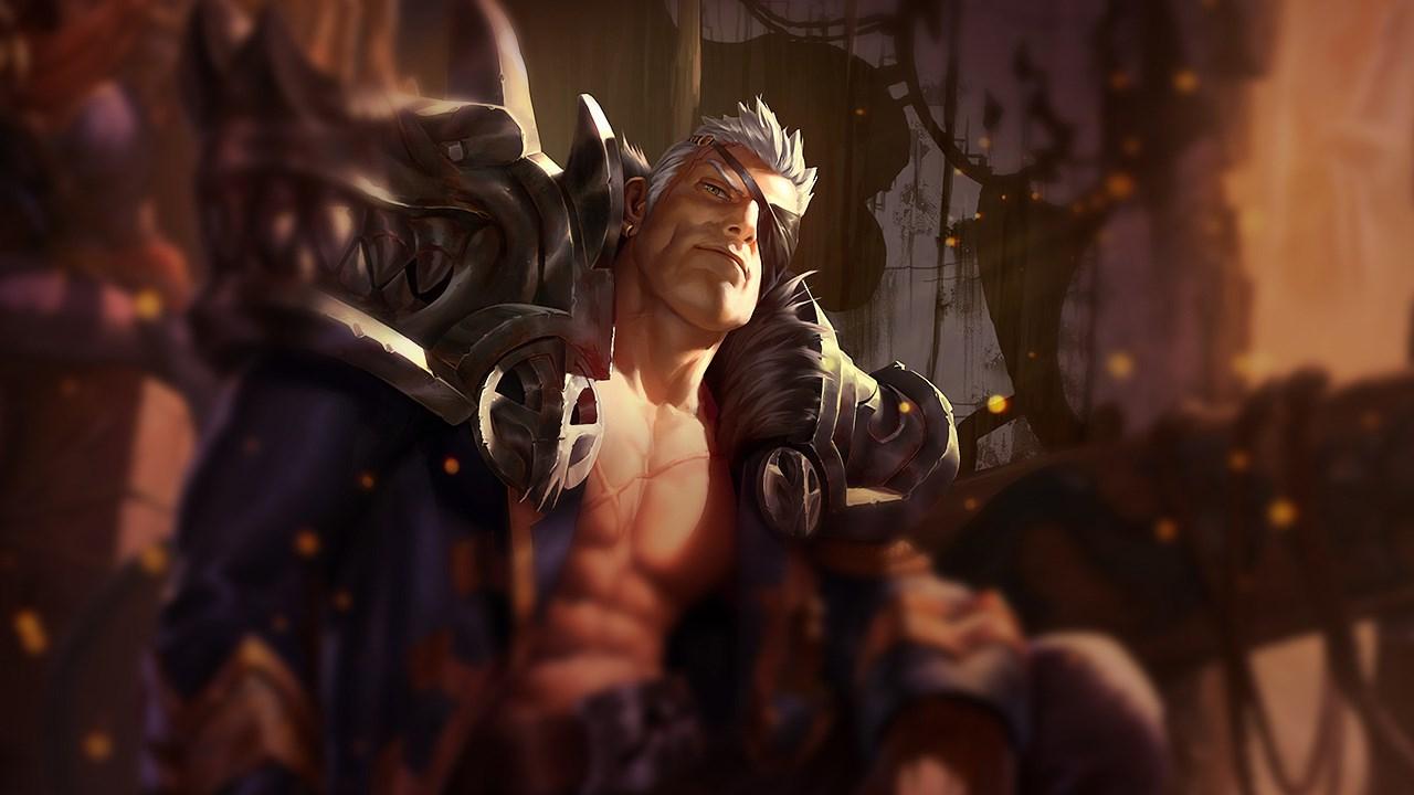 Rogue Admiral Garen