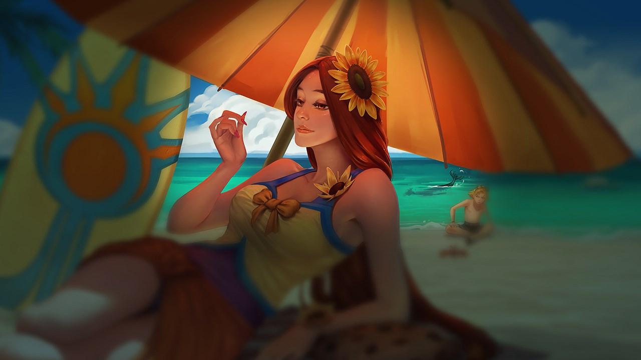 Pool Party Leona