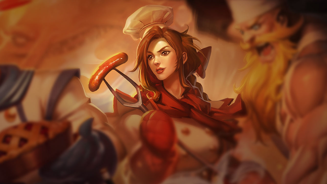 Barbecue Leona