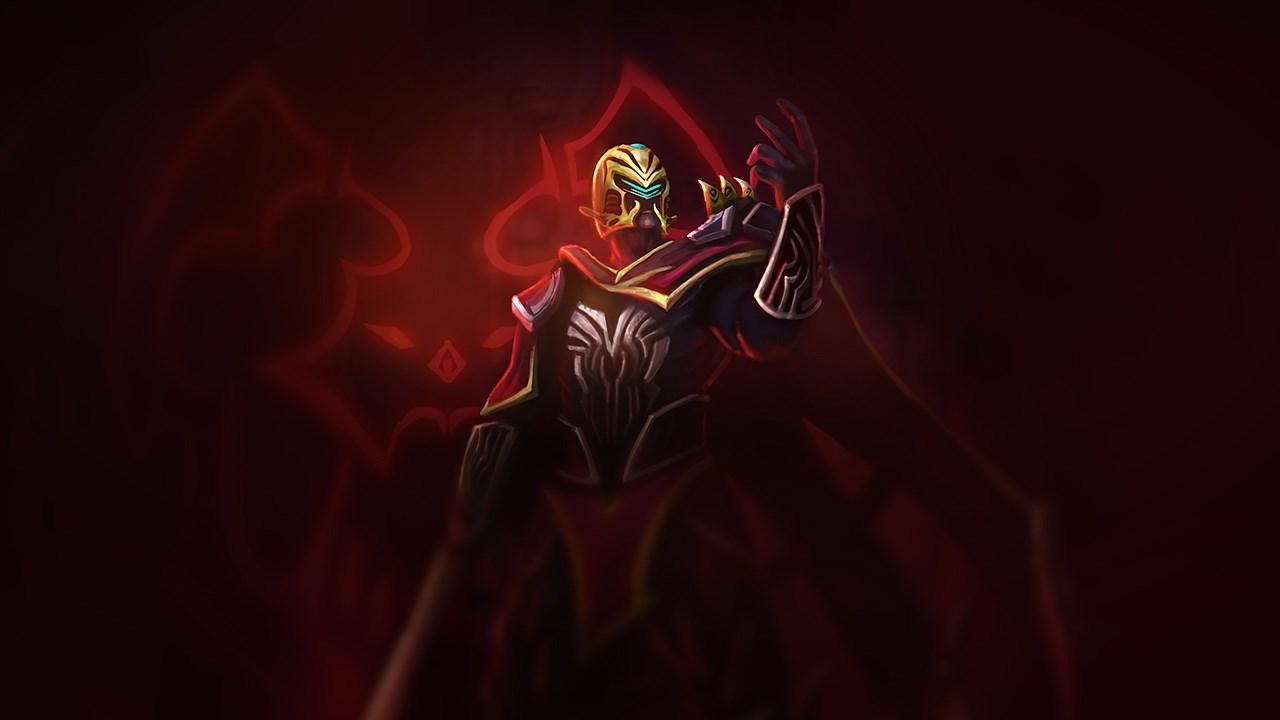 Crimson Elite Talon