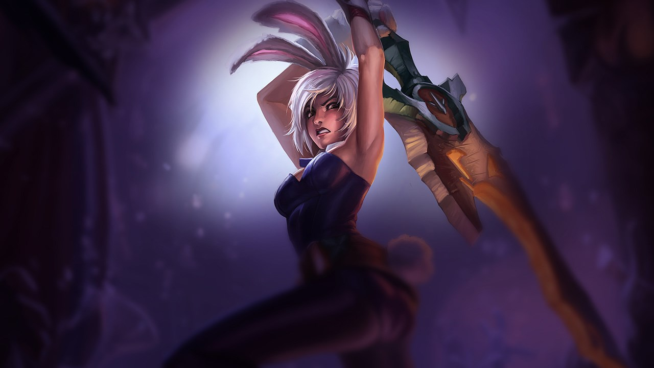 Battle Bunny Riven