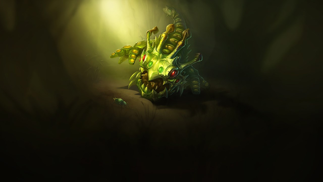 Caterpillar Kog'Maw
